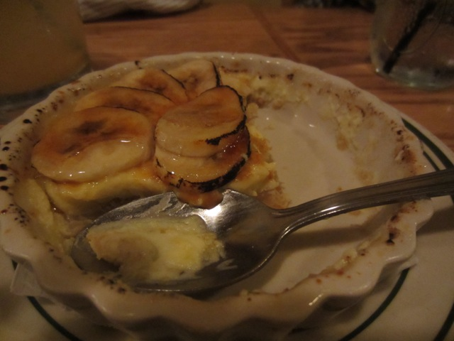 banana pudding at Comfort, Richmond