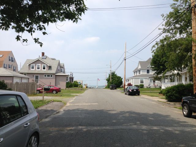 Bay view, Hull, MA