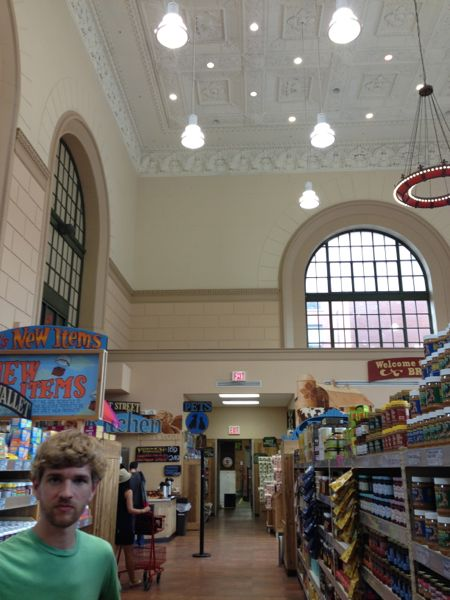 Atlantic Trader Joes, Brooklyn