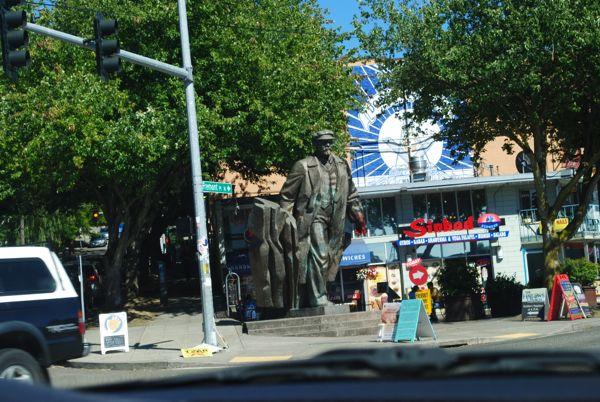 Lenin Statue, Freeport