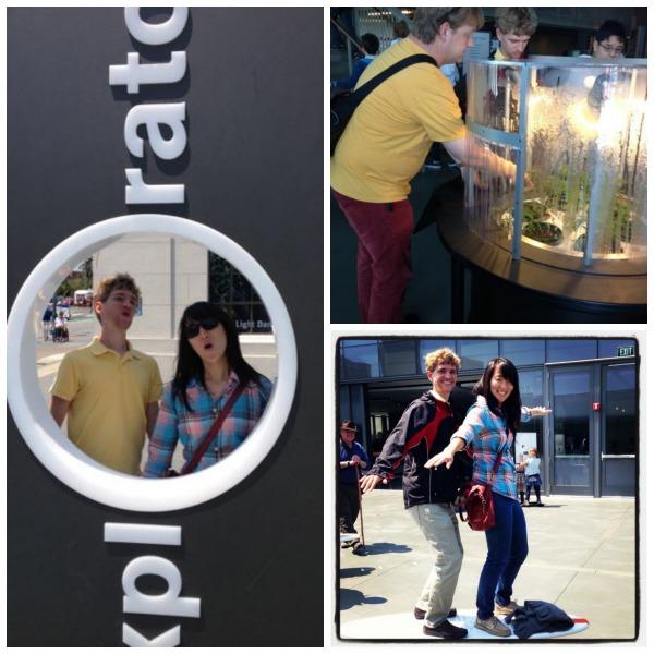 Exploratorium pictures