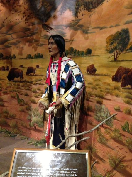 Animatronic Red Cloud