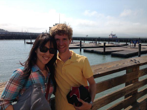 At Pier 39